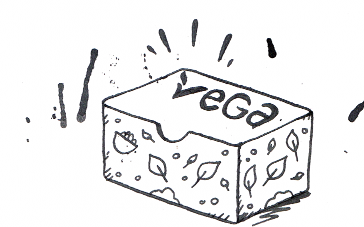 Sketchy runner vegan review Vega